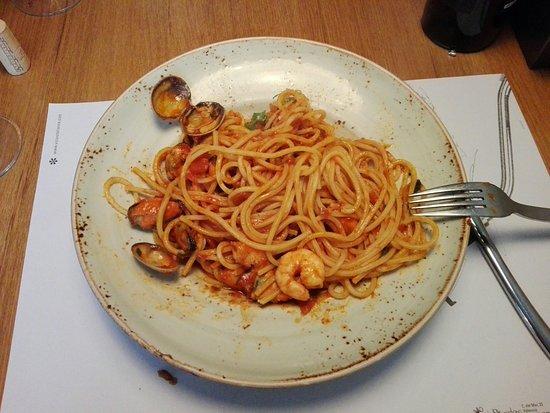 La Pappardella : Buenisima pasta