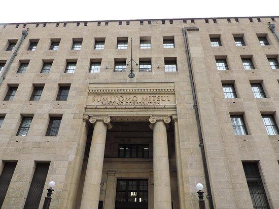 Mitsuisumitomo Bank Osakahonten