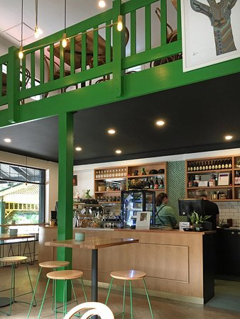 Aldgate, Australië: Dining area