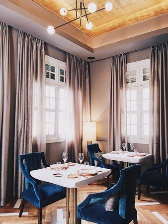 Jardin Des Sens Restaurant Ho Chi Minh Ville Restaurant Avis