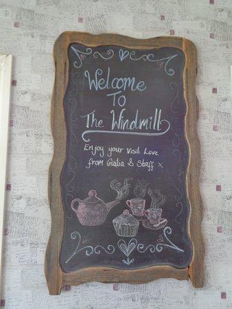Kialla, Australien: Nice greeting