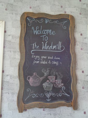 Kialla, Australia: Nice greeting