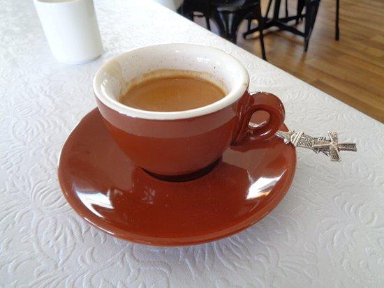 Kialla, Australia: Excellent coffee