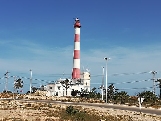 ‪Phare de Taguermess (Lighthouse)‬