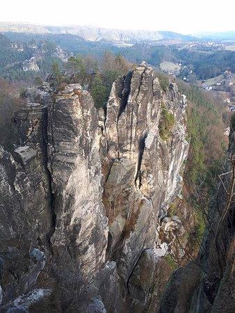 Bastei, Germany: Эльбские Песчанниковые горы