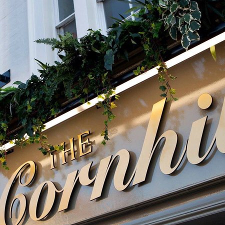‪‪Bridgwater‬, UK: The Cornhill‬