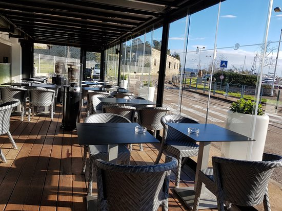 cafe la marine porto vecchio restaurant reviews phone number photos tripadvisor. Black Bedroom Furniture Sets. Home Design Ideas