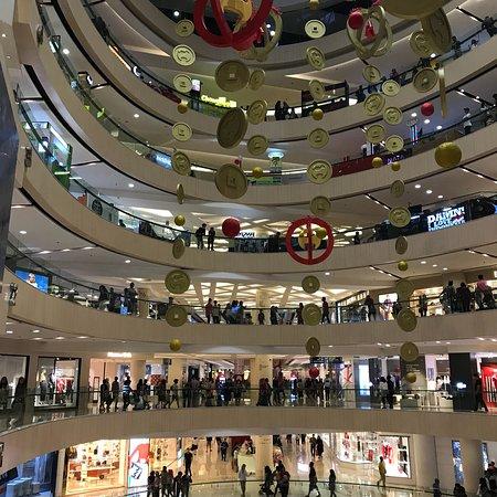 塔尤干广场购物中心照片