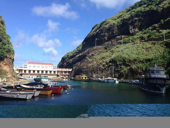 Mahatao Port and Boat Shelter