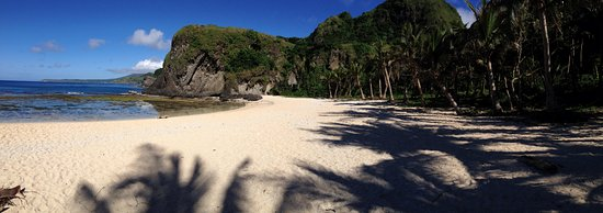 Basco, Filippinene: White Beach