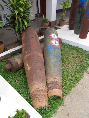 UXO Lao Visitors Centre Photo