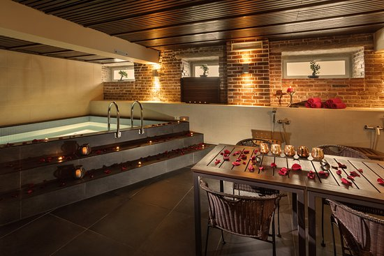 Zen Spa at the Kreutzwald Hotel Tallinn