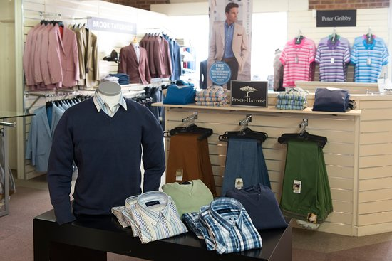 Bakers and Larners of Holt - Menswear