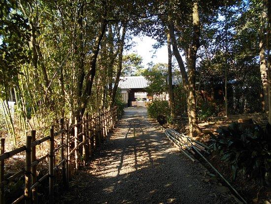 三河 芦谷陣屋
