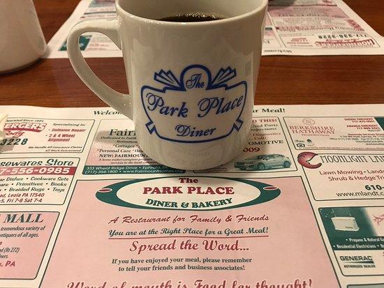 Ντένβερ, Πενσυλβάνια: Good Coffee