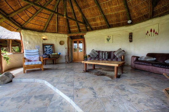 Addo, South Africa: Pool Lapa