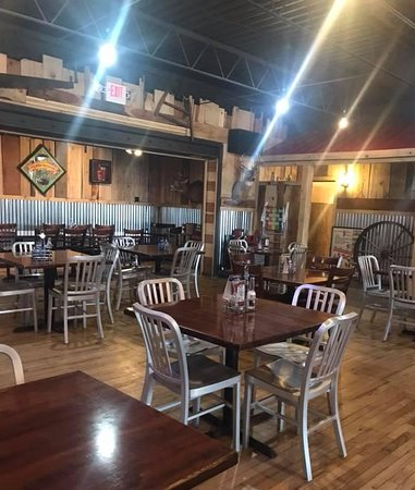 North Lima, OH: Our Dining/Bar Area - The Ranch House