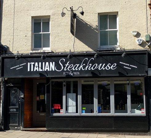 Italian Restaurants Near Windsor Castle