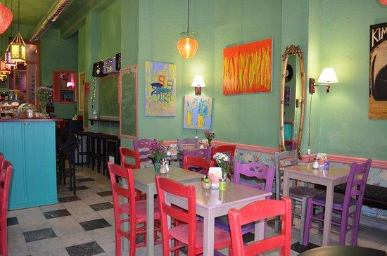 Kimolia Art Cafe