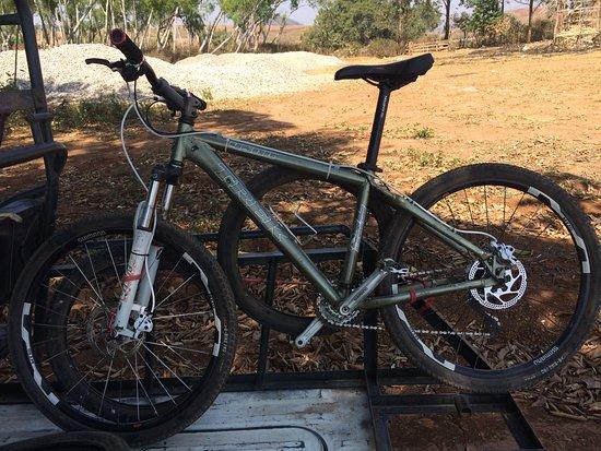 Trek Bike Suitable For A 5 8 Lady Picture Of Naing Naing Biking Trekking Day Tours Kalaw Tripadvisor