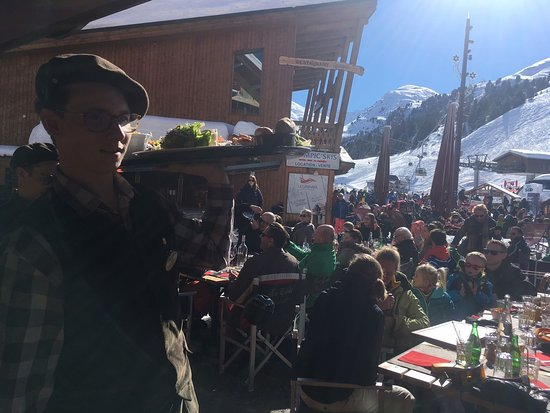 La table du ruitor meribel restoran yorumlar tripadvisor for La table du 6 laille