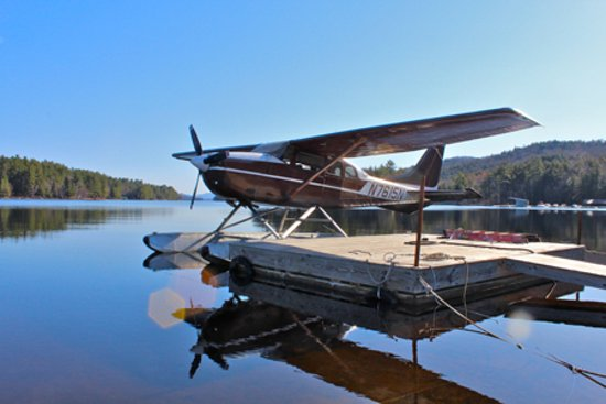 Helms Aero Service in Long Lake
