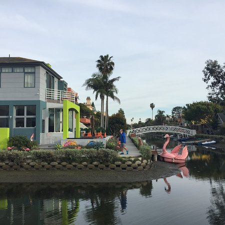 Venice Canals Walkway Los Angeles 2018 All You Need To