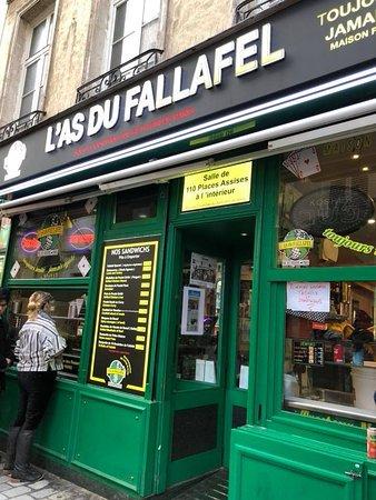 Cheap Fast Food Restaurants In Paris