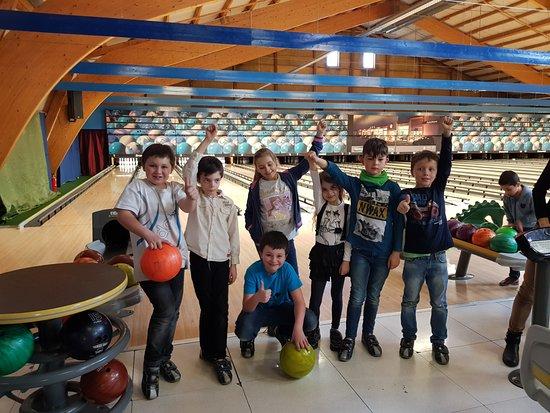 anniversaire bowling sévaz