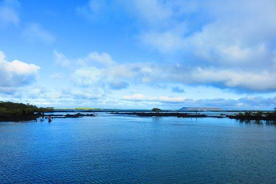 Puerto Villamil, เอกวาดอร์: view