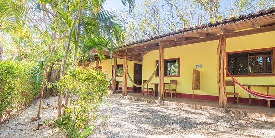 Playa Grande, Costa Rica: Upper terrace