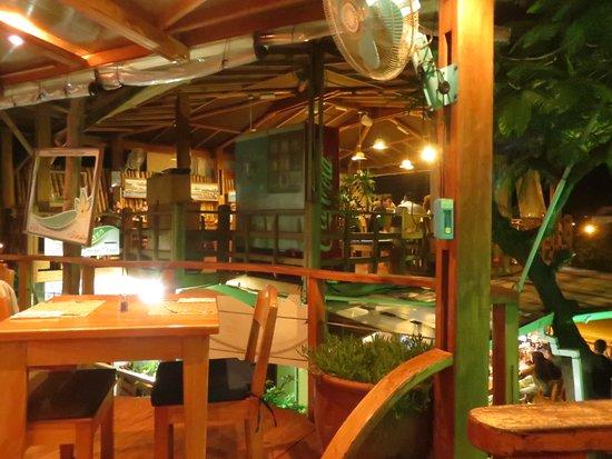 Outside picture of il giardino puerto ayora tripadvisor for Giardino 54 nyc