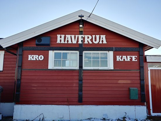 Sommaroy, Norveç: esterno