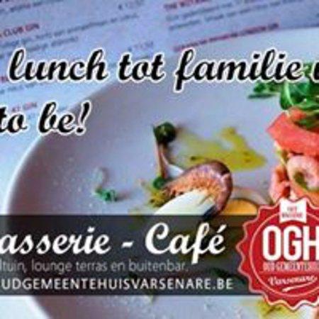 Varsenare, Bélgica: We hebben iedere middag een lunch en zijn gekend in de streek voor familie feesten