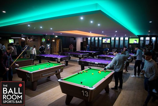 The Ball Room Sports Bar & Pool Hall (Meadowbank)
