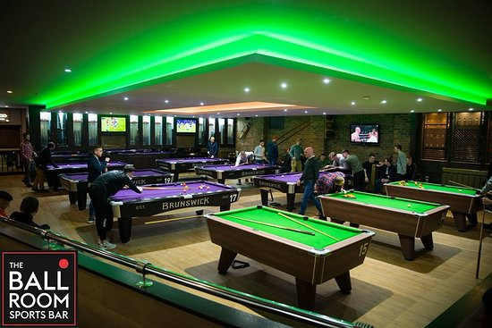 The Ball Room Sports Bar & Pool Hall (Coatbridge)