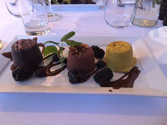 Rungsted, Danimarka: Dessert is mums