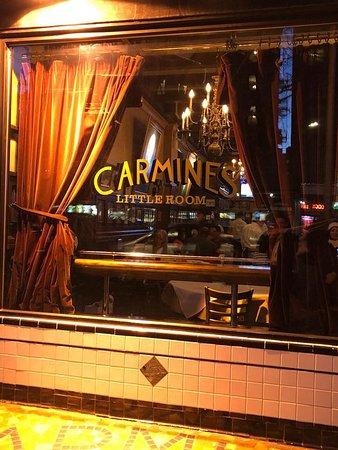 Carmine's Italian Restaurant - Upper West Side : Entrada