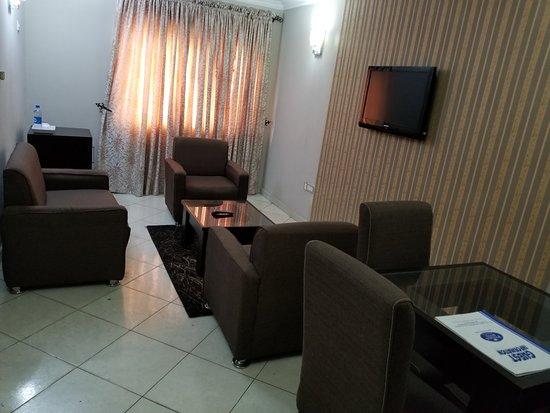 Warri, Nigeria: Executive suite