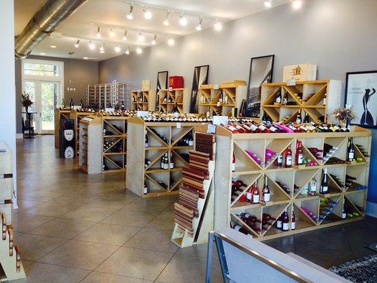 Aragon Wine Market