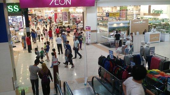 Johor Bahru District, Malezya: aeon supermarket