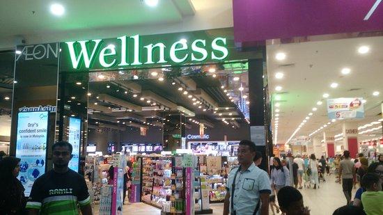 Johor Bahru District, Malezya: aeon wellness
