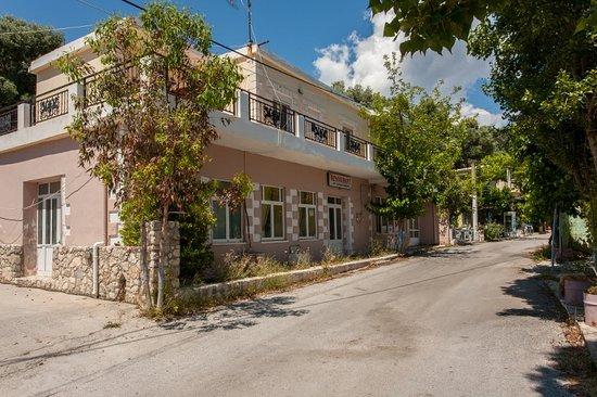 Azogires Paleochoras, กรีซ: azogire traditional houses