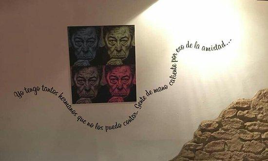 Argentona, Spain: Vinería Atahualpa Yupanqui
