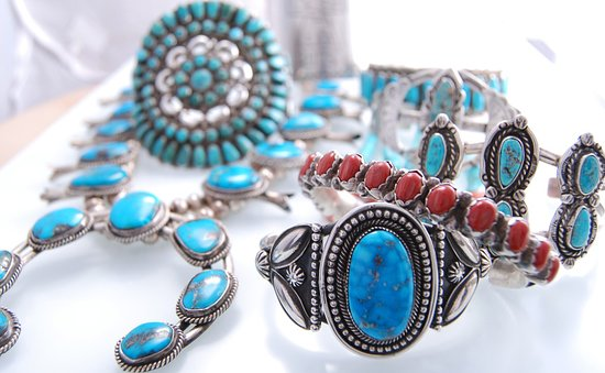 Erick Begay Native American Jewelry