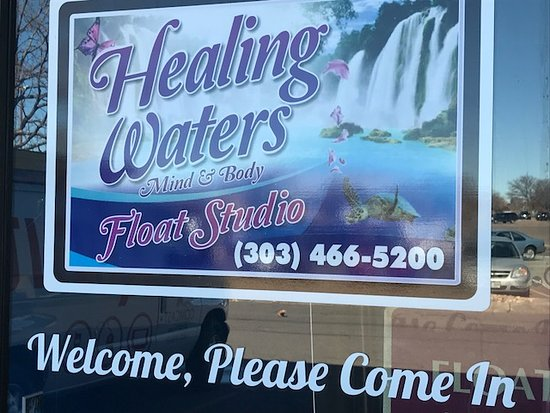 ‪Healing Waters Mind and Body Float Studio‬