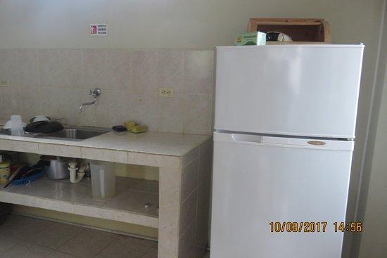 Casa de Nelly: kitchen