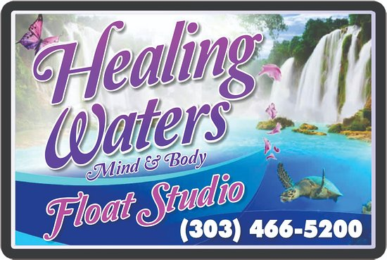 Healing Waters Mind and Body Float Studio