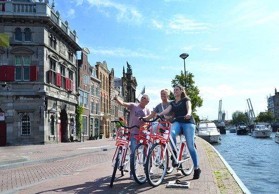 Bike Tours Haarlem Old City Center