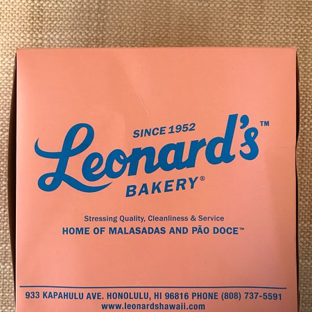 Leonard's Bakery: photo0.jpg